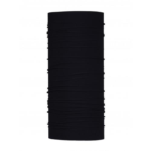 Bandana Media Tinta Unita - colore nero
