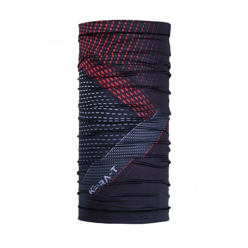 Bandana Red Carbon