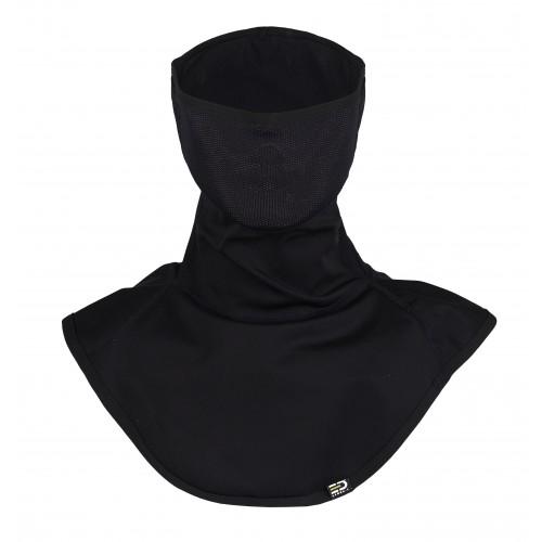 Neck Cover Shoulder Cape Net Wind & Rain proof Black