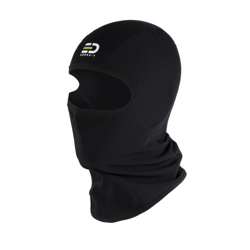 Helmet Liner Technical Fleece Wind&Rain Proof Black