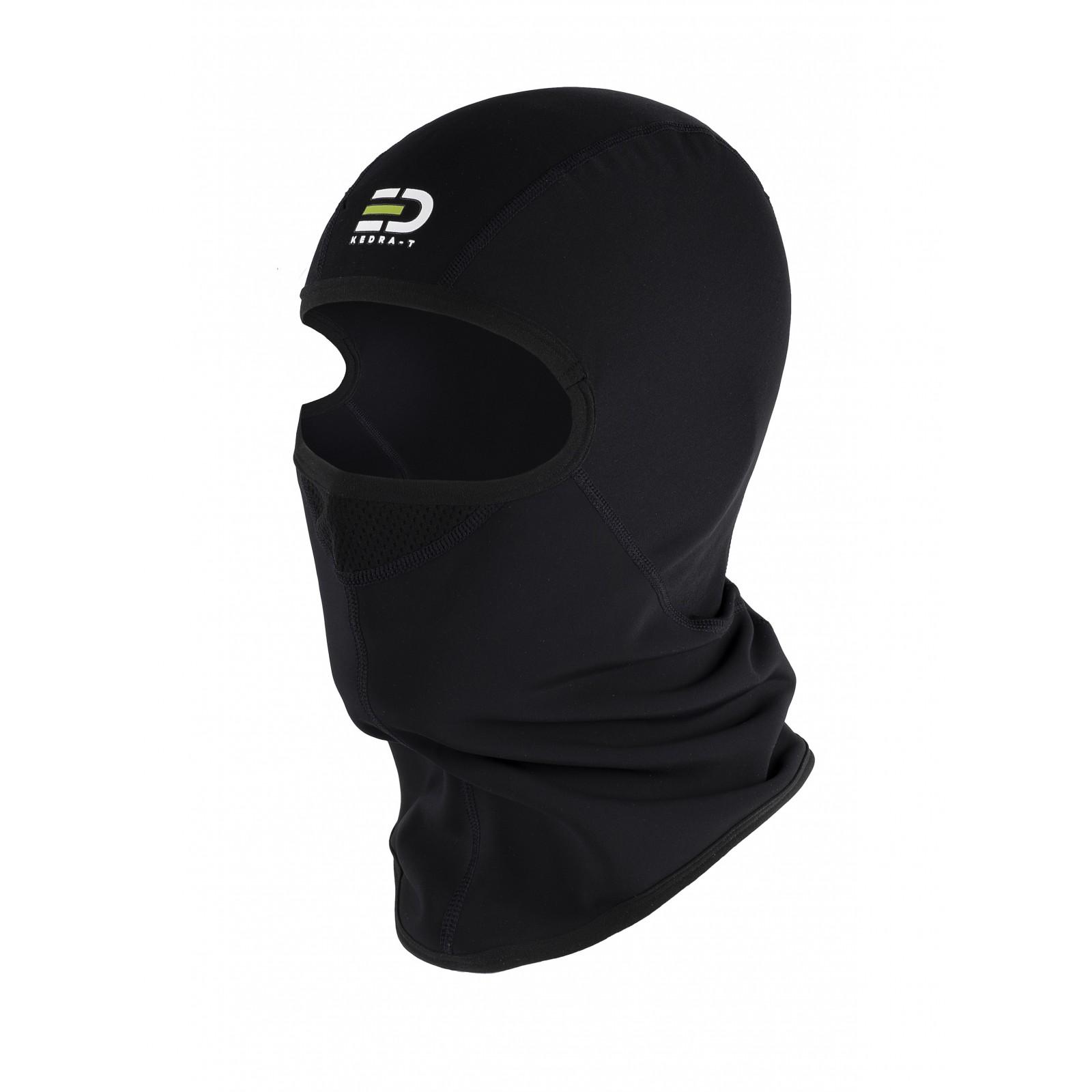 Helmet Liner Technical Fleece Wind&Rain Proof Black