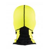 Sottocasco Aperto Rete Wind&Rain Proof Giallo Fluo (posteriore)