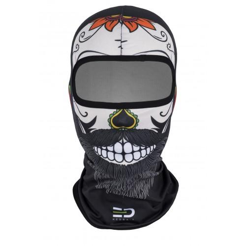 Helmet Liner Bearded Skull