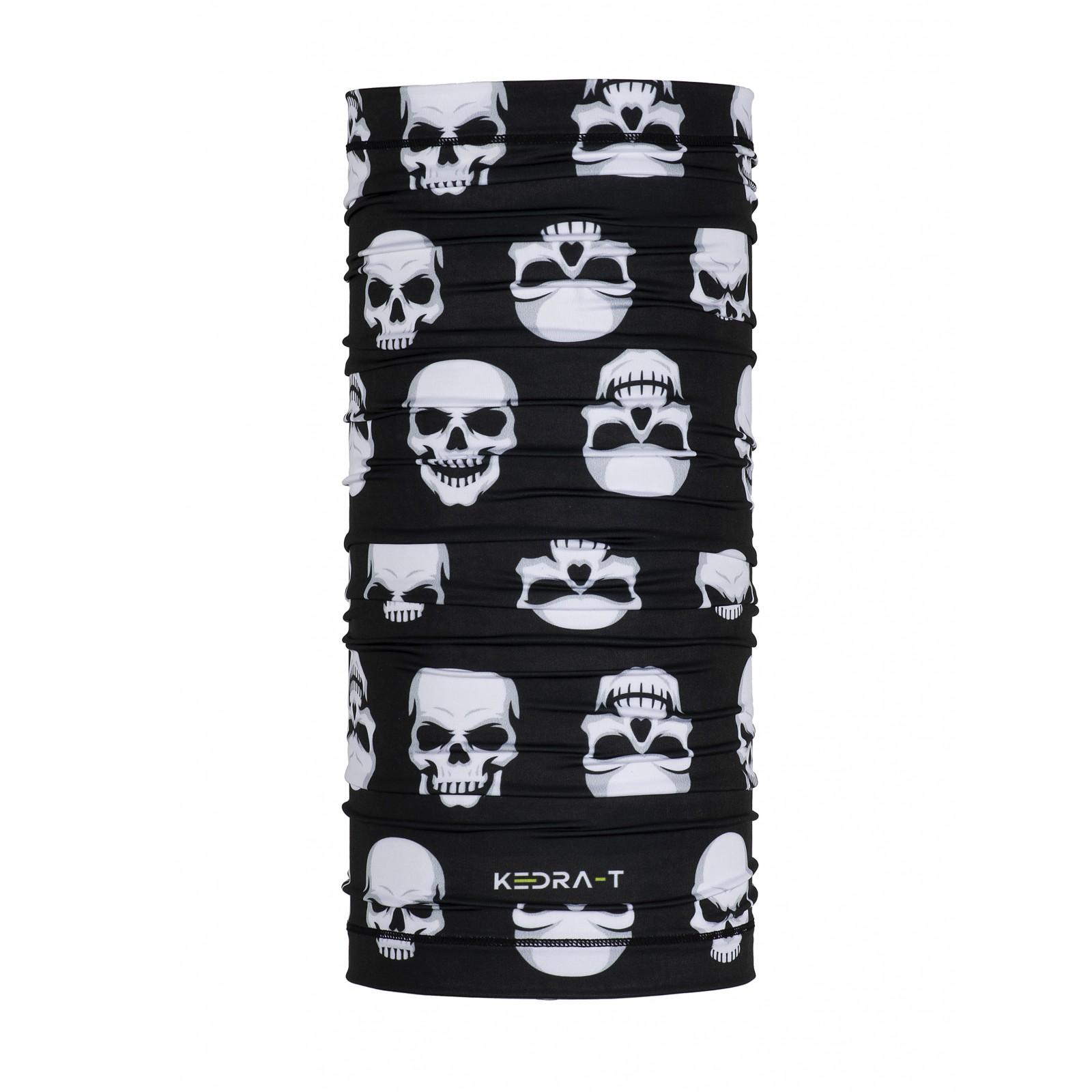 Bandana Media Skulls