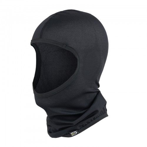 Helmet Liner Open Light Black