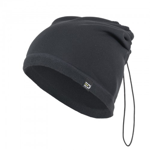 Neck Cover/Beanie Cap Everest Black