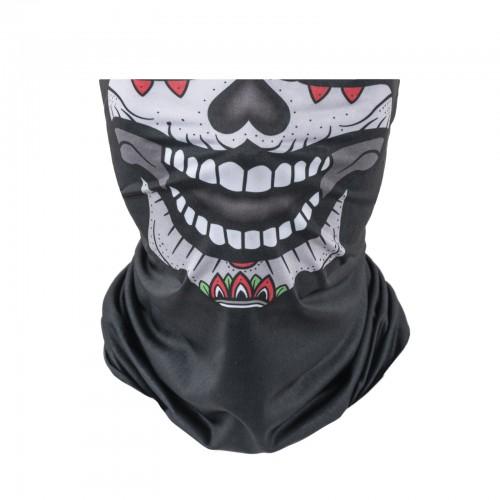 Bandana Mex Skull