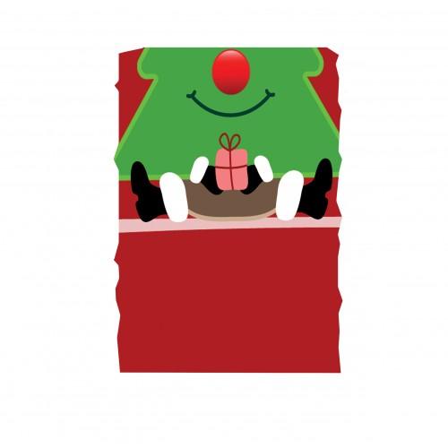 Bandana Pesante Albero di Natale