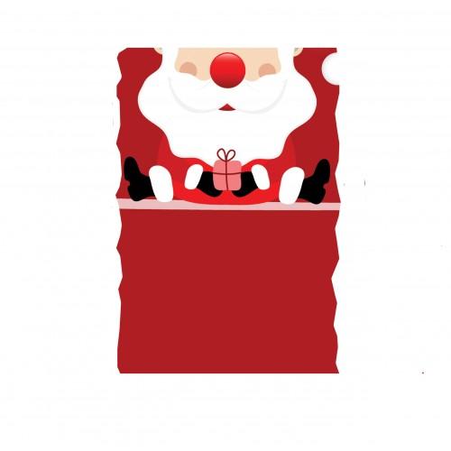 Bandana Babbo Natale