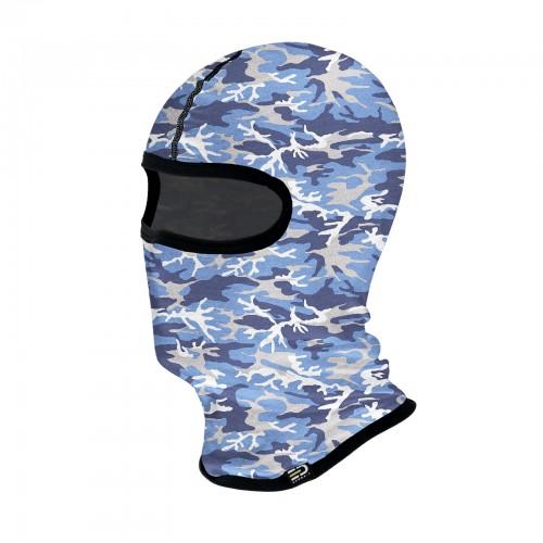 Sottocasco Blue Camouflage - TG BAMBINO