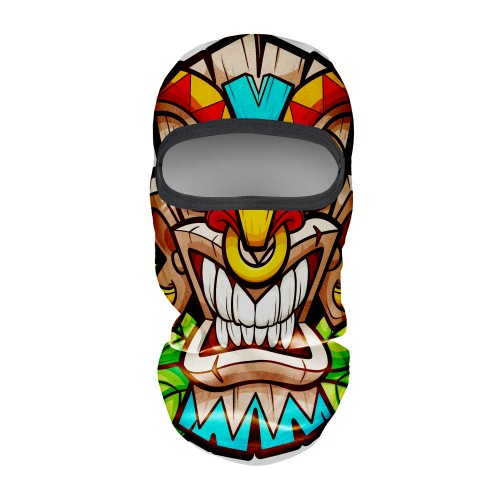 Helmet Liner Mex Skull