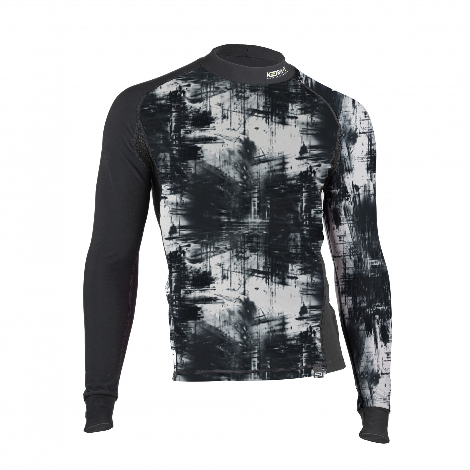 Shirt in Technical Fleece and Polypropilene - Comics MEN SIZE